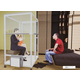 【感染予防対策】移動式・面会用陰圧ブース「アイビー」補助金あり 製品画像