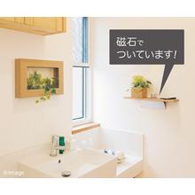 【高齢者施設向け】磁石がつく化粧板 『ピタバンSS』 製品画像