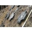 地山補強土工用プラスチック受圧板『クロノパネル』 製品画像