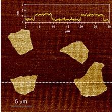 酸化グラフェン(水分散&溶剤分散型)・還元型酸化グラフェン 製品画像