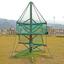 木登り体感遊具 キンダーツリー(4mタイプ)TPS-KT04 製品画像