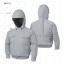 【熱中症対策】フード付チタン肩当有NSP空調服『NB-101』 製品画像