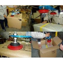 バランサー導入・課題解決事例【箱からの製品取り出し・箱の運搬】 製品画像