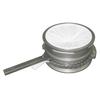 粉粒体の噛み込みを防ぐへルール型チョークバルブ【MFV-F】 製品画像