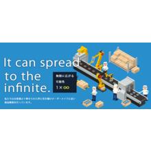【作業員の数は変わらず生産性アップ】 ロボットによる工場の自動化 製品画像