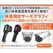体温測定サーモグラフィーシリーズ 製品ラインアップ 製品画像