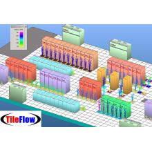 データセンター向け熱対策シミュレーションシステム 製品画像