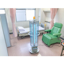 「殺菌トライト」導入事例 お客様の声~石和共立病院様~ 製品画像