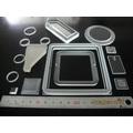ガラス加工 事例 精密特殊形状 製品画像