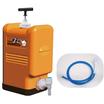 シャワーで多目的に!『ポリタンク型非常用浄水器 』 製品画像