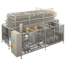 チューブ式熱交換器 製品画像