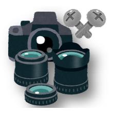精密機器用十字穴付き小ねじ 製品画像