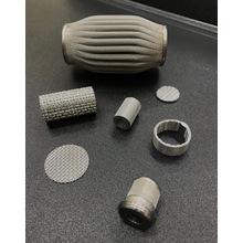 高圧水素などのガスフィルター、ステンレス焼結金網スクリーン 製品画像