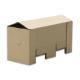 納入実績4万台!ロール状製品輸送用梱包材『ロールコンテナー』 製品画像