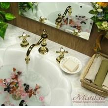 アンティーク・デザイン水栓ブランド「マチルダ」のご紹介 製品画像