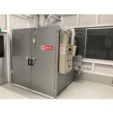 【焼付乾燥時の塗装不良にお困りの方へ】排熱循環乾燥炉導入事例 製品画像