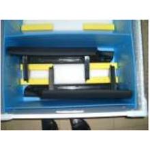 輸送・包装・物流のコストダウン事例:アッパーボックス用通い箱 製品画像