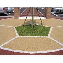 天然石+ガラス砂の舗装材 「ストーンフロア」 製品画像