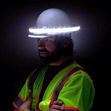 ■NETIS登録製品■360°LEDヘッドライトHALOライト  製品画像