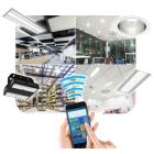 無線個別調光照明制御システム対応LED照明器具 製品画像