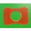 加工事例|ガラスフェノール樹脂積層板(ベークライト)のプレス加工 製品画像