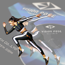 高精度AI姿勢推定エンジン『VisionPoseビジョンポーズ』 製品画像