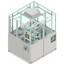 ブラシ洗浄からの置き換え!枚葉式ウエハ洗浄装置(スクラバー) 製品画像