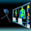 人体・生体表面温度計測サーモグラフィー 製品画像