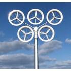 マルチレンズ風車 15kW機 製品画像