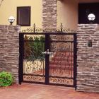 アルミ建築用装飾金属 門扉 アンティックパネル 製品画像