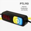 ピッキング、キッティング作業用 表示機付きセンサ「PTL110」 製品画像