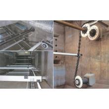 水処理機械設備 「リンクベルト式汚泥かき寄せ機」 製品画像