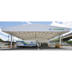 開放型膜構造建築『FLEX HOUSE-WS』|太陽工業株式会社 製品画像