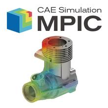 CAEソフトウェア『MPIC』 製品画像