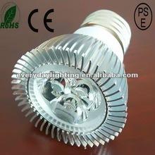 LEDスポットライト 3w 高輝度 PSE認証済 長寿命 高品質 製品画像