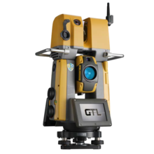 レーザースキャナートータルステーション『GTL-1000』 製品画像