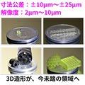 マイクロスケールモデリングを用いたコネクタ試作 製品画像