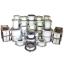 気密性・耐水性・耐圧性に優れた「樹脂製カバー(ジャバラ)」 製品画像
