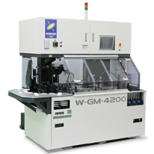 ウェーハ面取り機 W-GM-4200シリーズ 製品画像