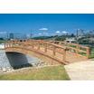 【設置事例】修景施設/木橋 製品画像