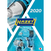 HAZETカタログ2020日本語版 製品画像