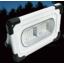 ソーラー充電式LED投光器『どこでもラ・ラ・ライト』 製品画像