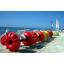 水上遊具・海上遊具『アクアサイクル』 製品画像