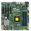 Micro ATX規格産業用マザーボード【X11SSM-F】 製品画像