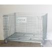【安い!・省スペース管理】折畳み式メッシュボックス(W) 製品画像