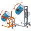 運搬・投入装置 ドラム運搬回転機 製品画像