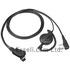 【聞き取りやすい耳かけ式イヤホン】イヤホンマイク EMC-12 製品画像
