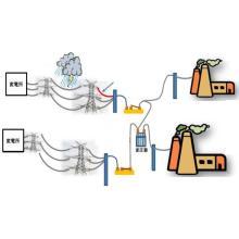 【瞬時電圧低下補償装置TSP】瞬時電圧低下とは? 製品画像