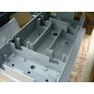 メッキライン用洗浄槽(塩ビ溶接加工)/PVC 製品画像