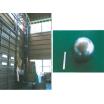 防犯ガラス P5A落球試験結果 製品画像